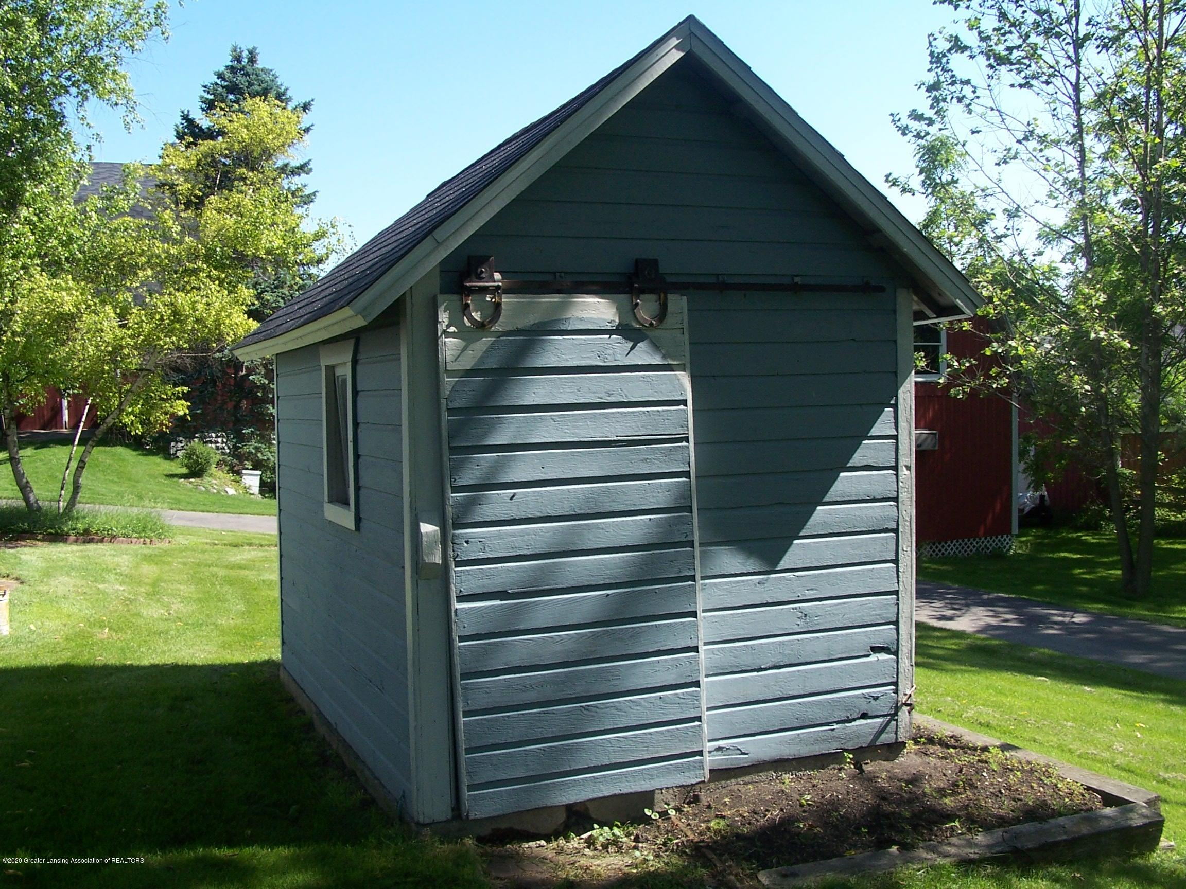 5944 Holt Rd - TOOL SHED - 23