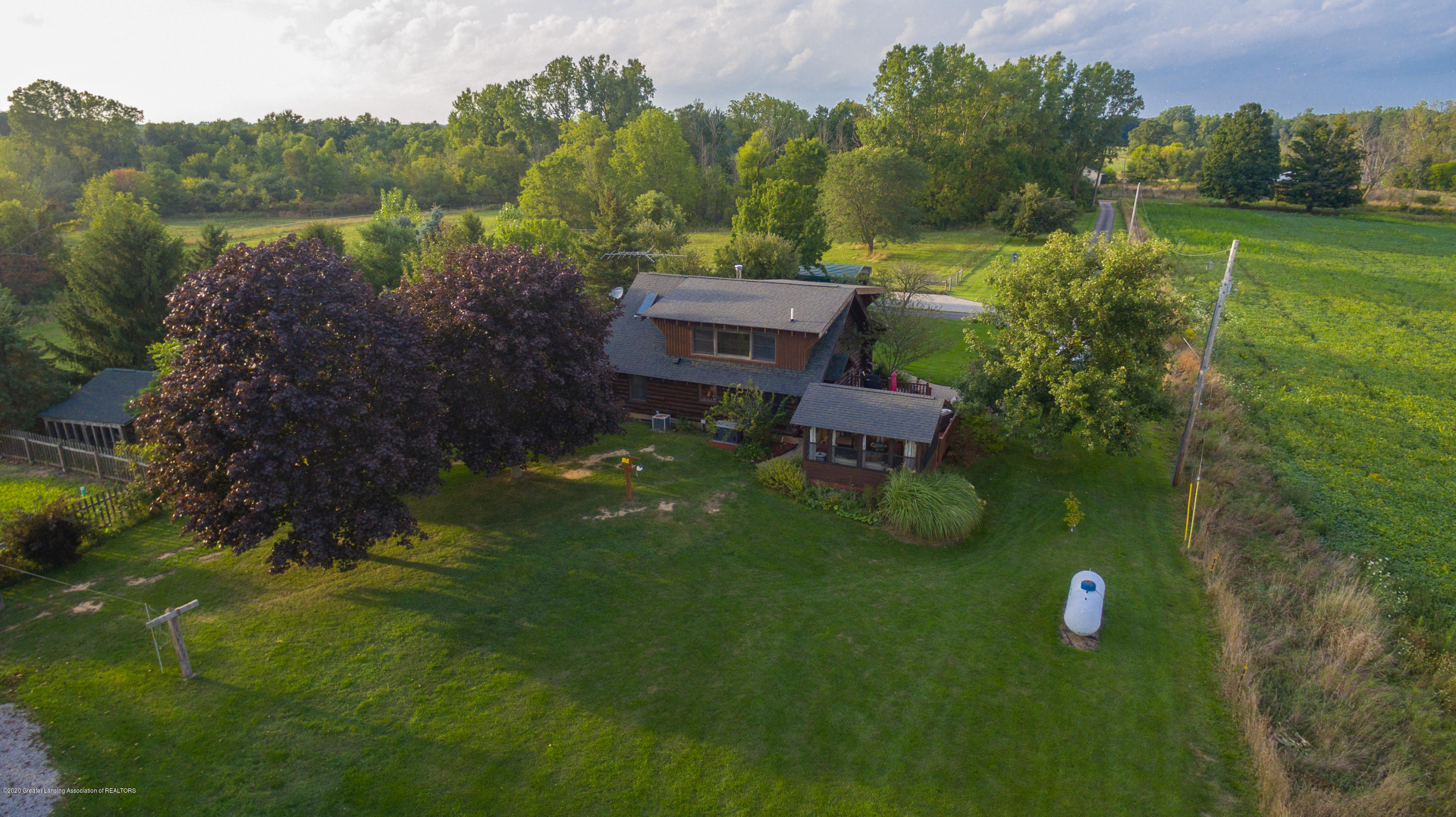 9648 W Wilbur Hwy - Aerial Rear View - 66