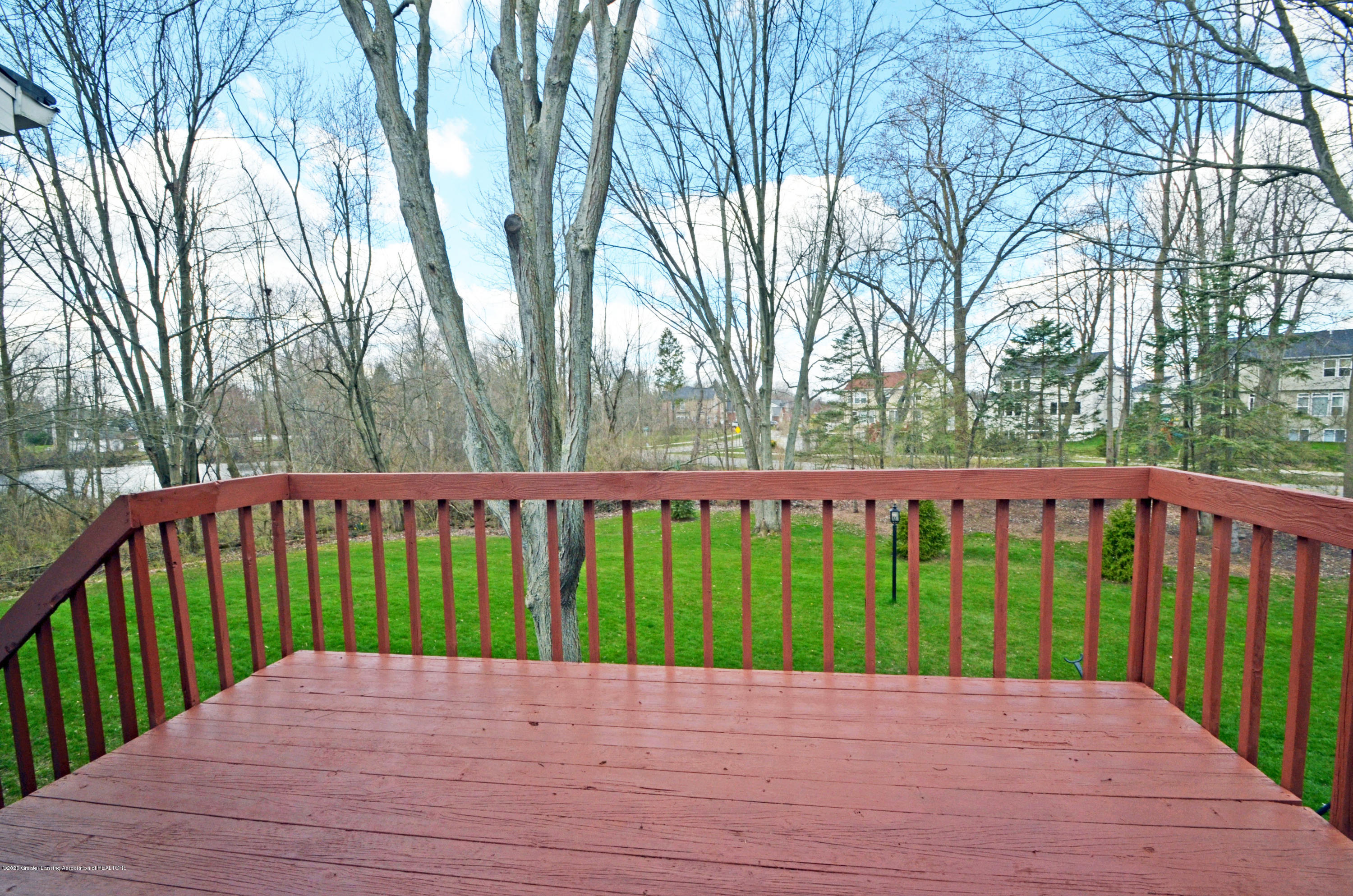 2473 Graystone Dr - Deck View - 6