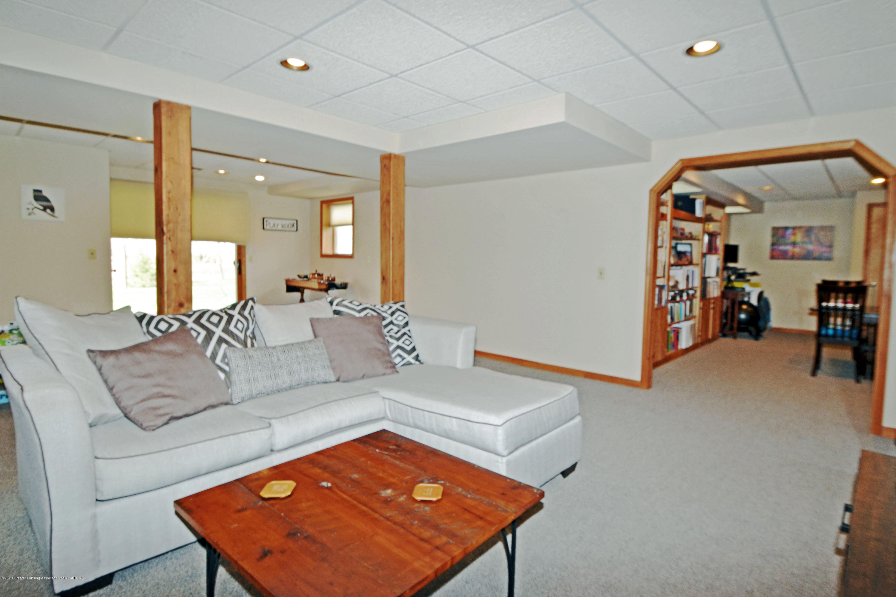 2473 Graystone Dr - Family Room to Study - 24