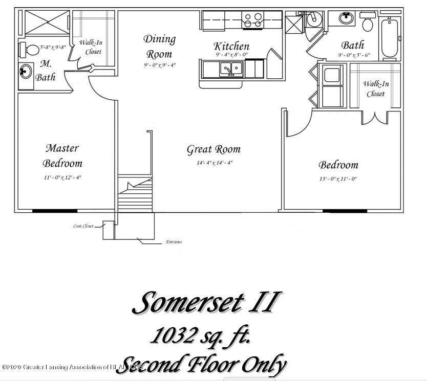 12947 Townsend Dr APT 311 - floor plan - 3