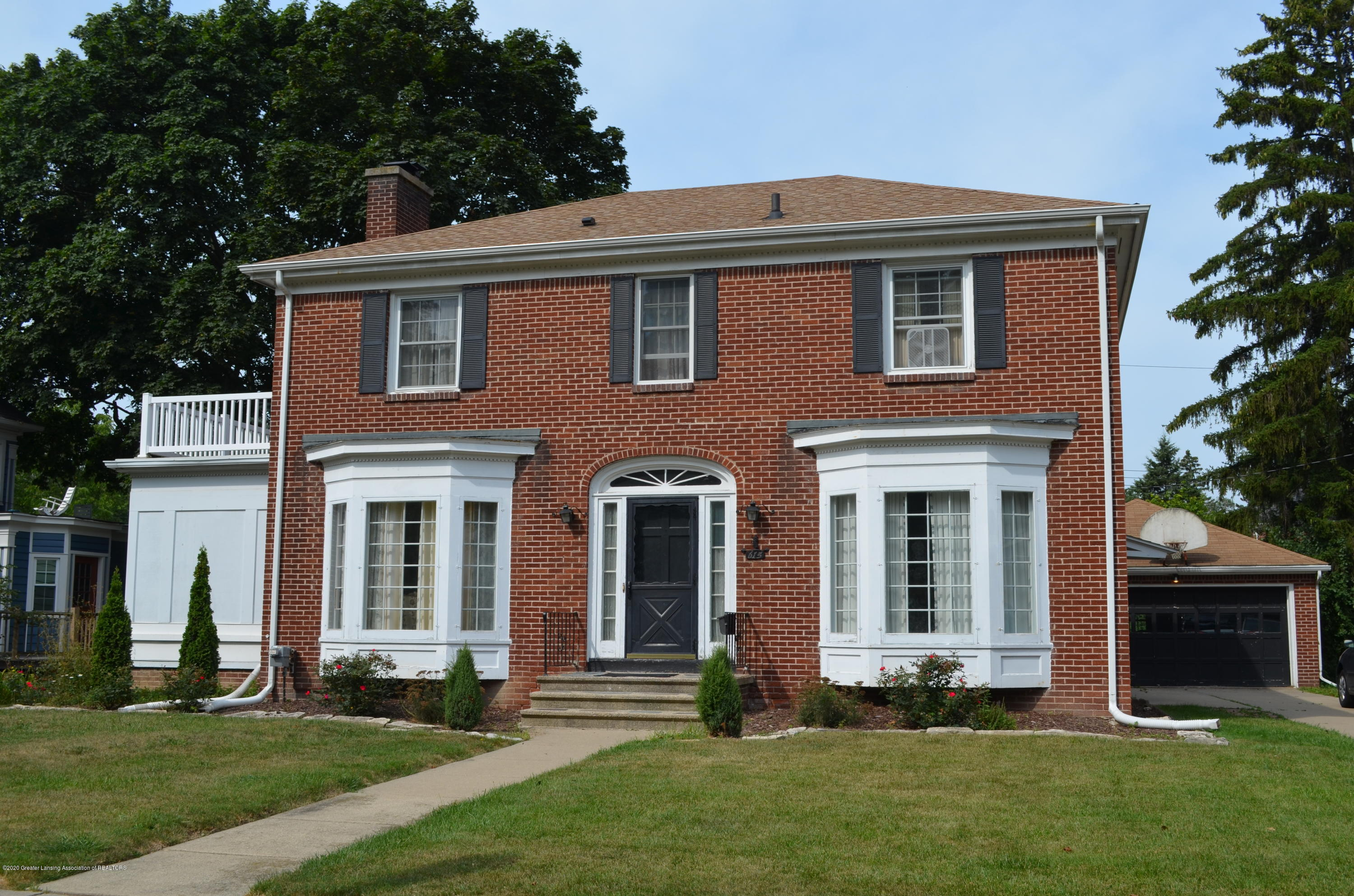 615 Bailey St - Front View - 1