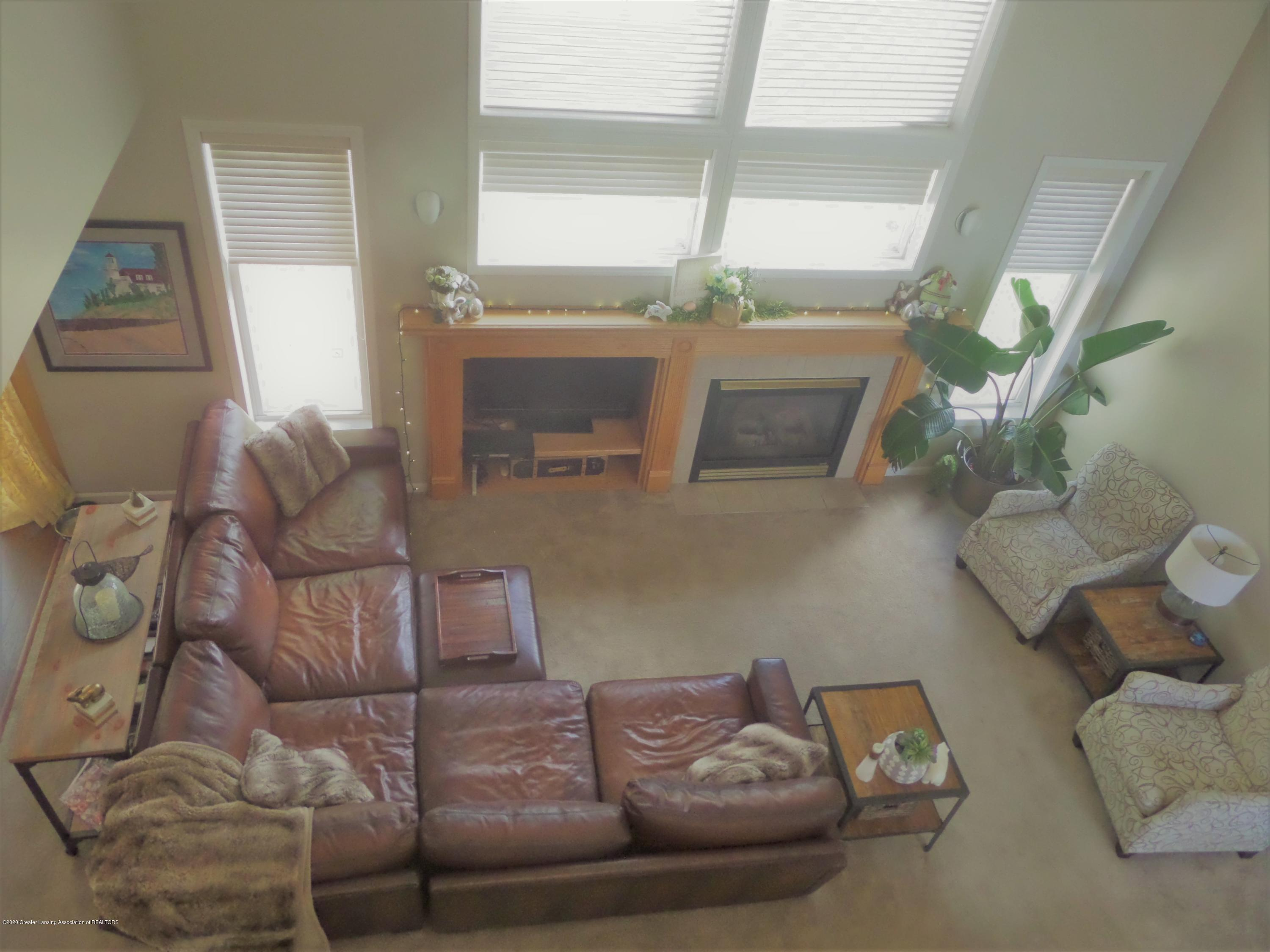 5332 Burcham Dr - View from Loft - 19