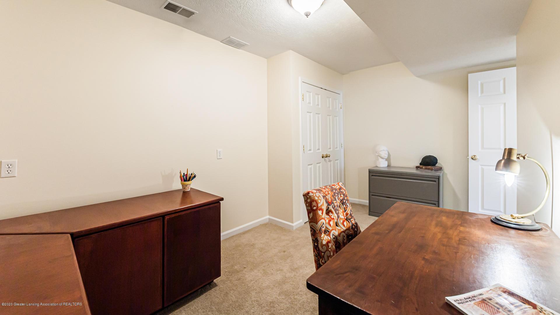 5332 Burcham Dr - Office/Flex space Lower level - 33