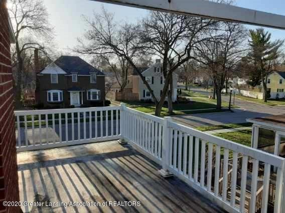 615 Bailey St - Porch View - 30