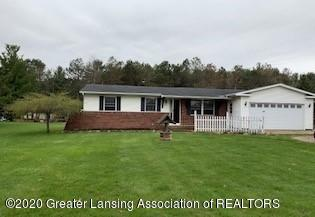 12720 Shaftsburg Rd - FRONT VIEW - spring - 1