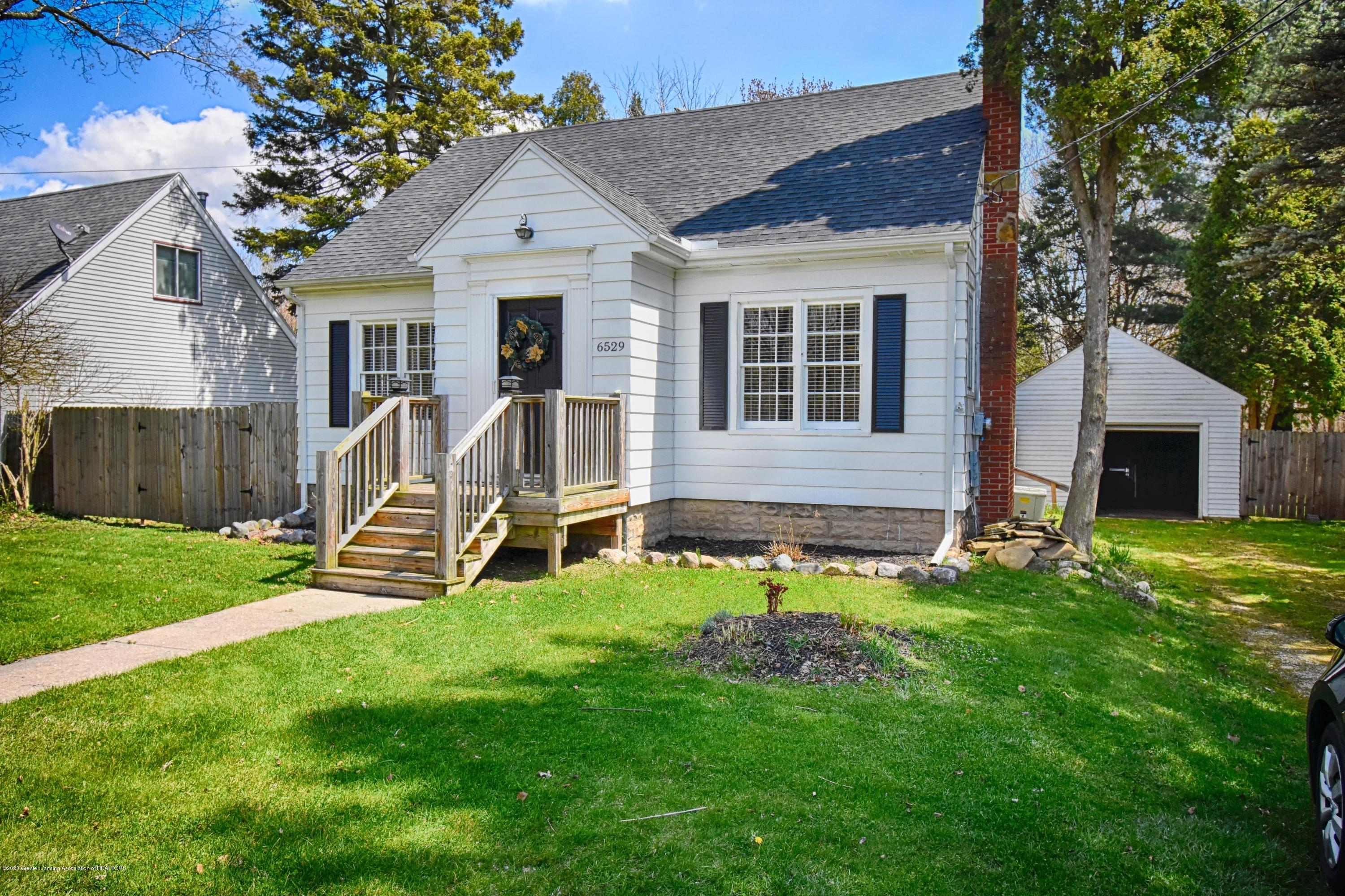 6529 Rosedale Rd - Exterior - 2