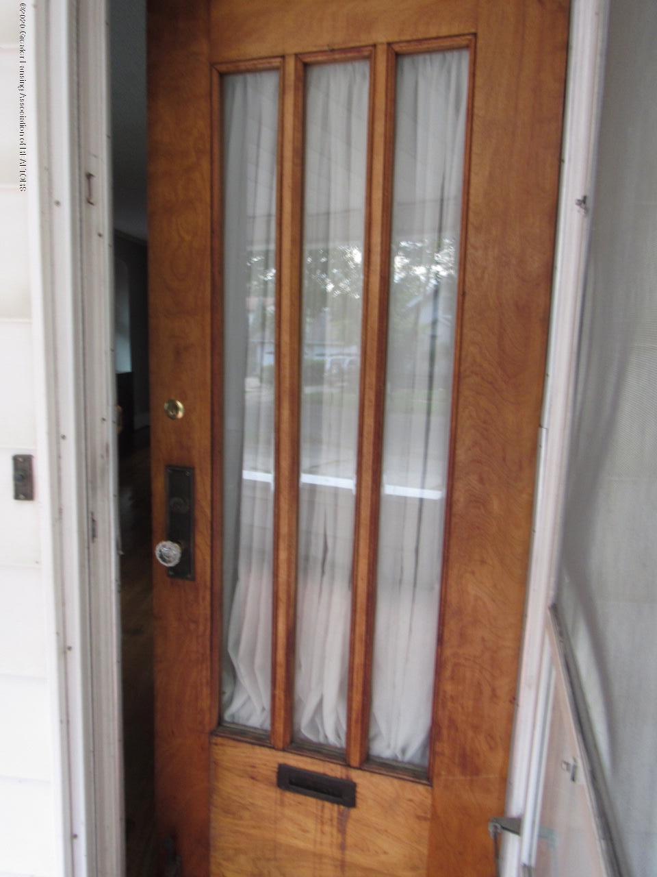 817 Durant St - Original Door - 3