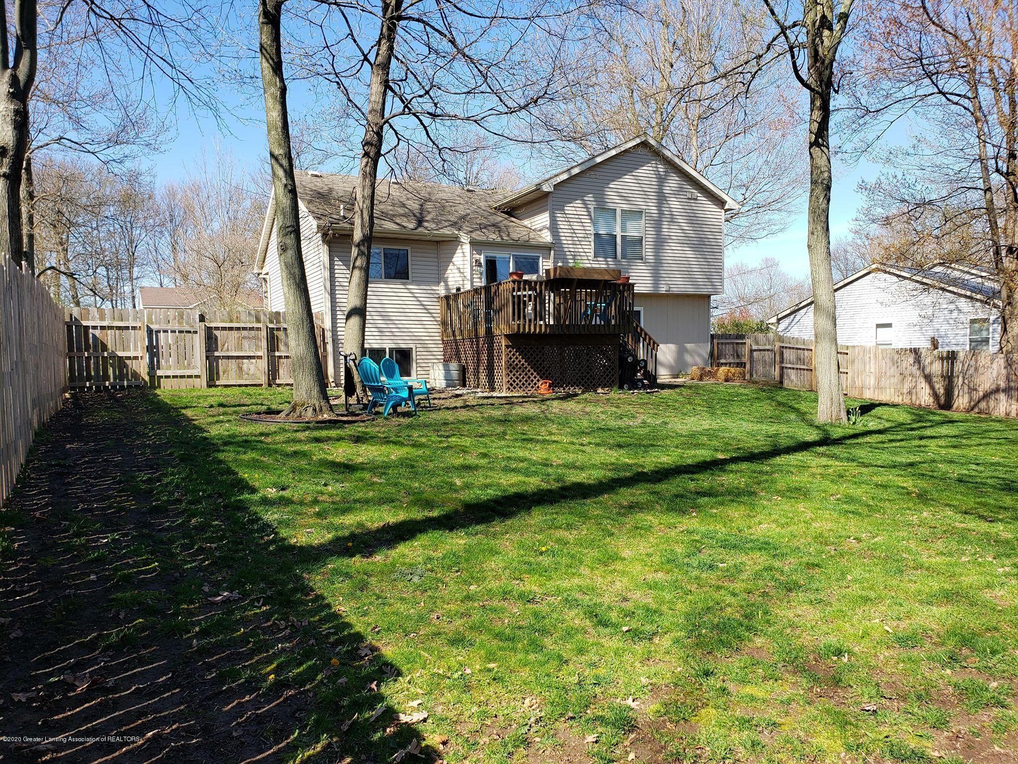 12937 Menominee Dr - Back view - 78
