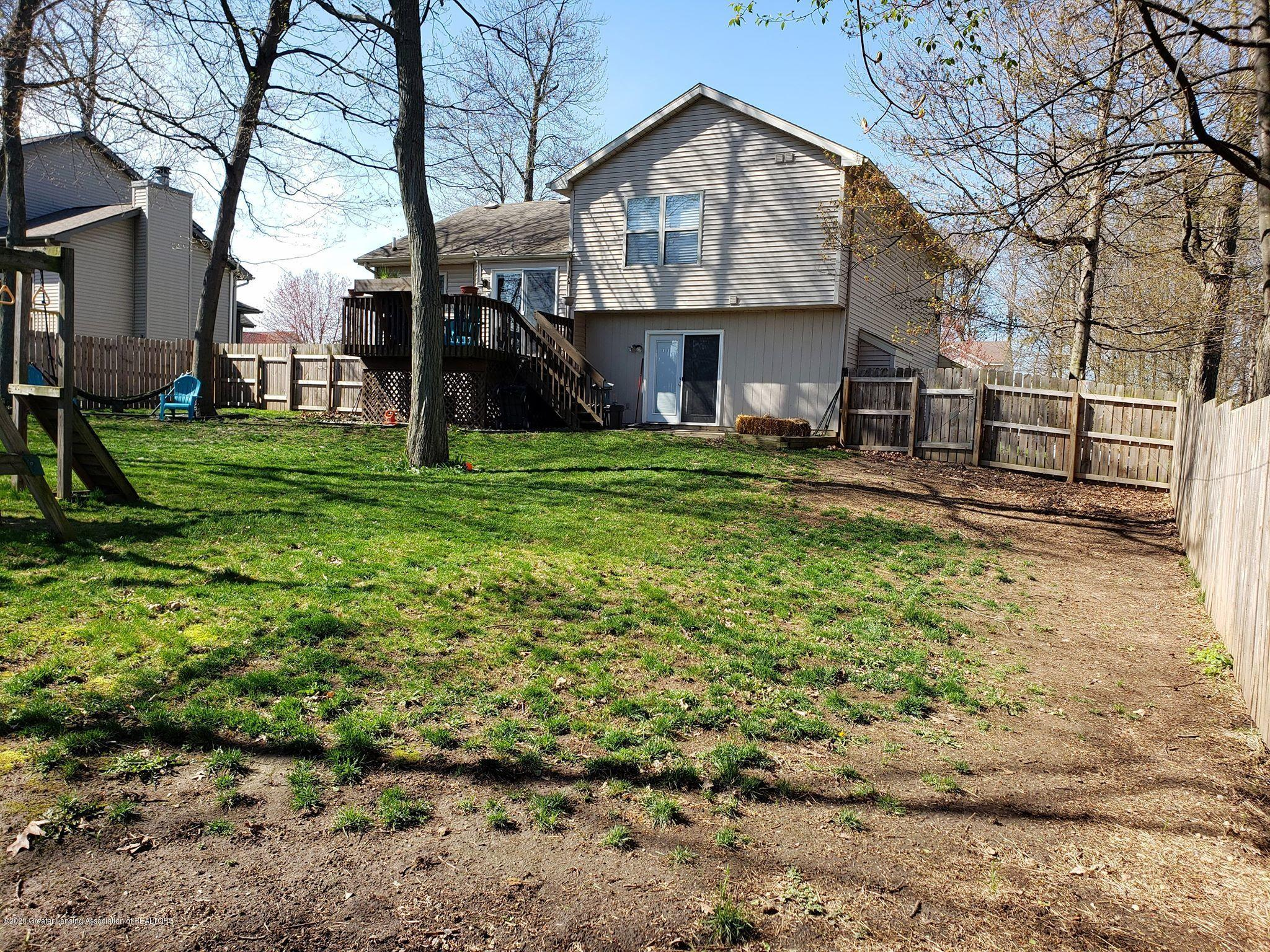 12937 Menominee Dr - Back view - 75