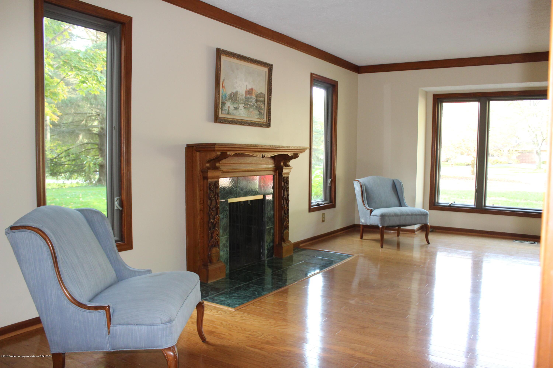 248 E Newman Rd - custom fireplace - 13