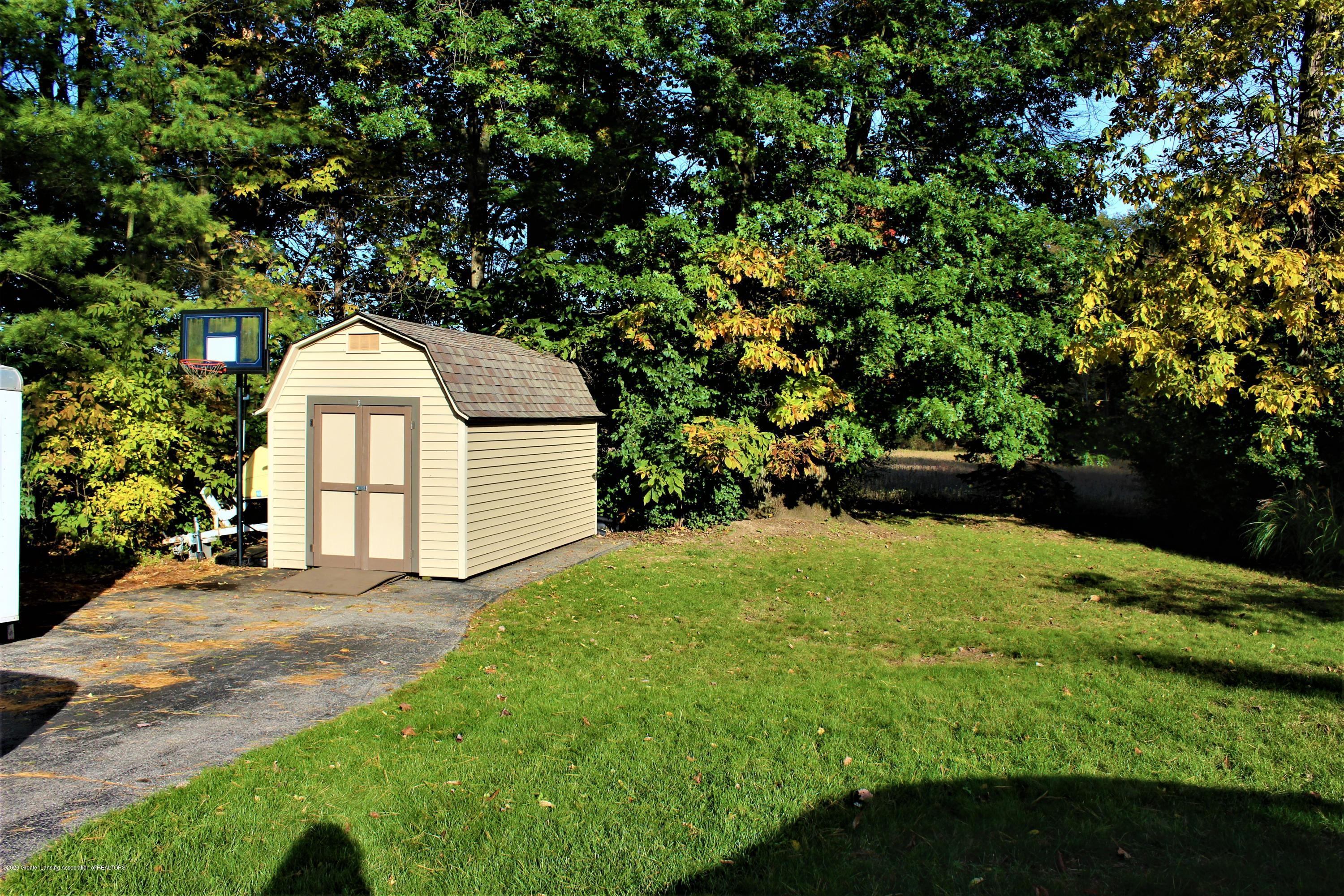 248 E Newman Rd - shed - 37