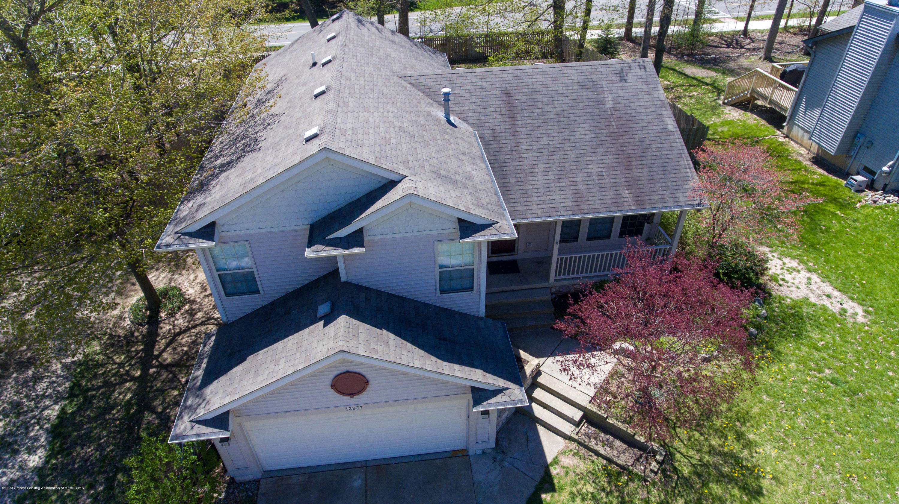 12937 Menominee Dr - Aerial View - 42