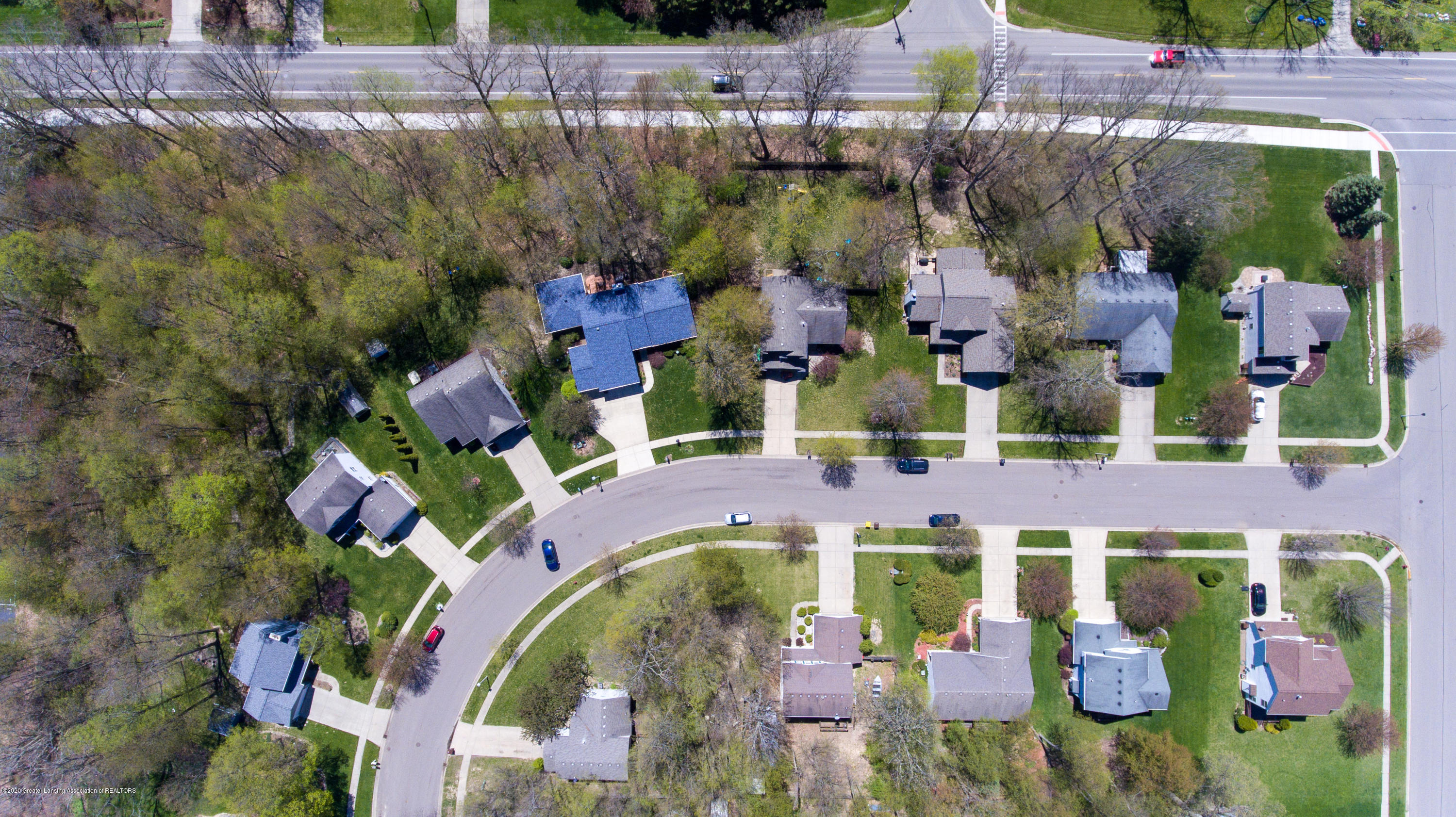 12937 Menominee Dr - Aerial View - 82