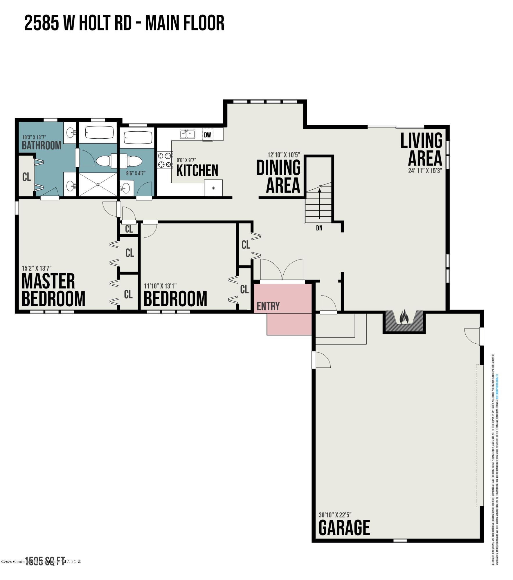 2585 Holt Rd - Main Floor - 31