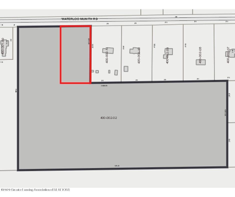 0000 Waterloo-Munith Rd - Parcel Lines - 1