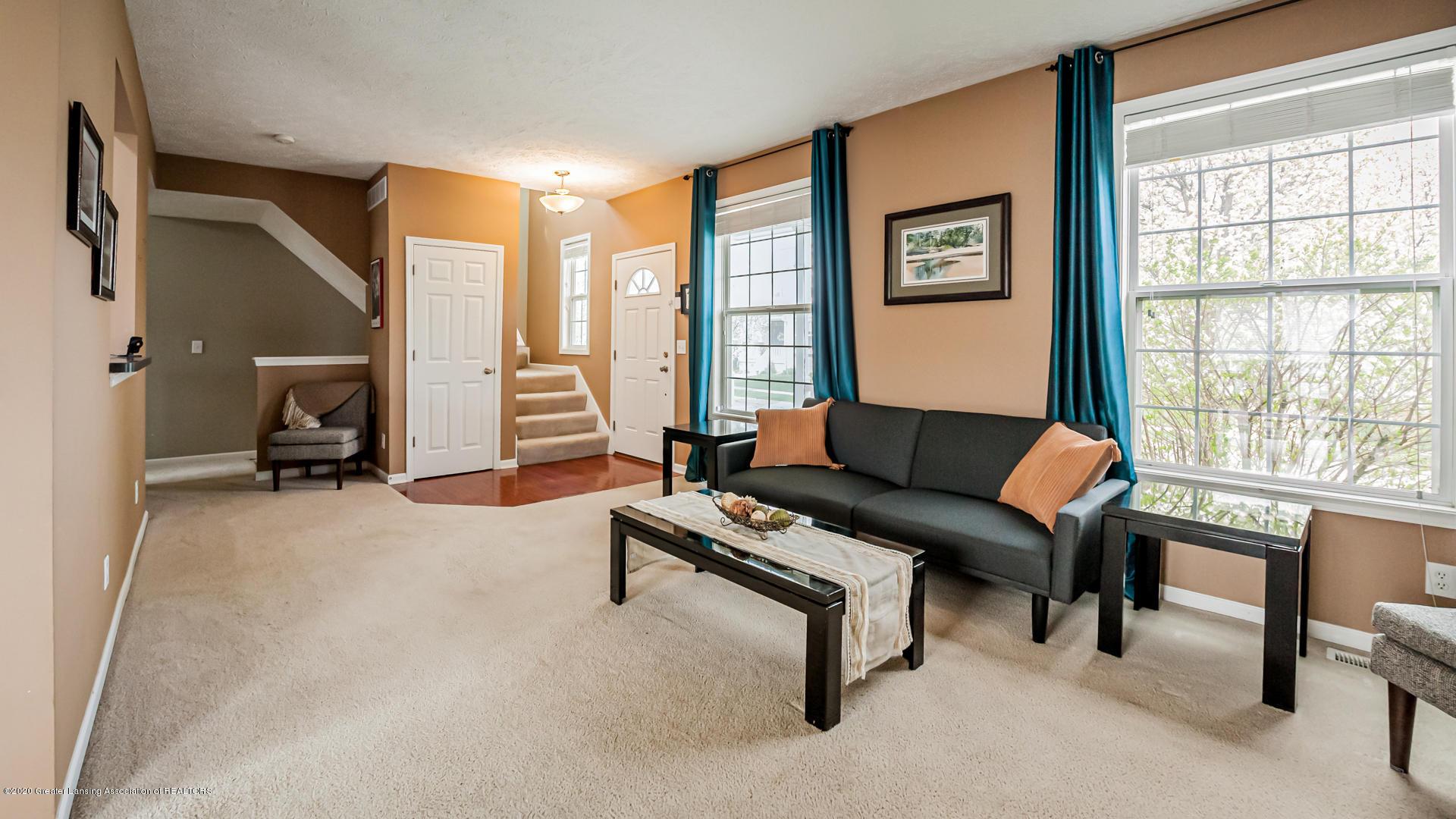 3848 Caracara Ln - Living Room - 3
