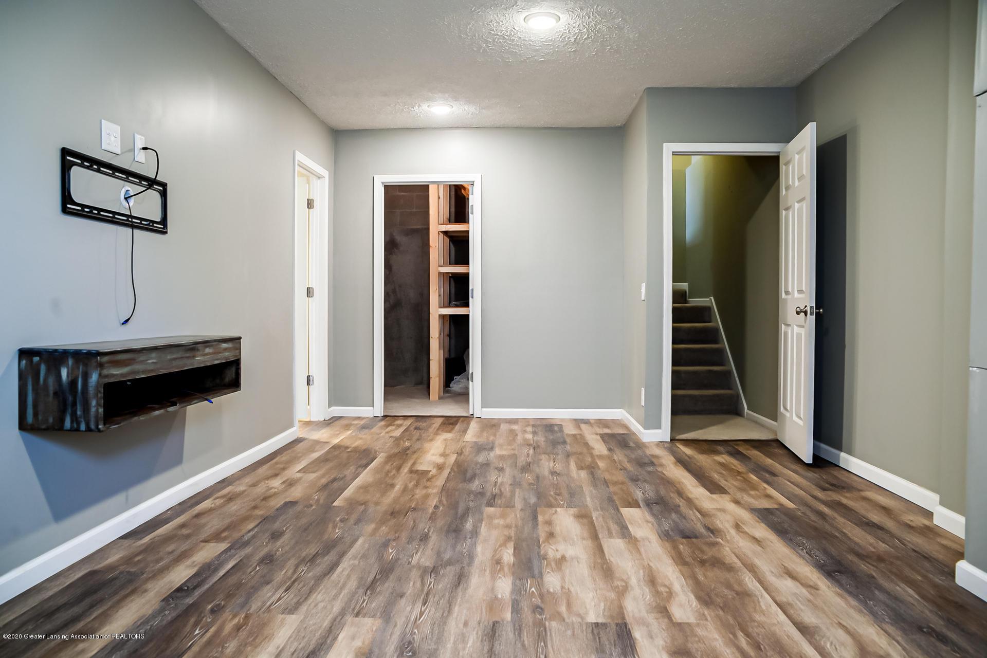 3848 Caracara Ln - Basement rec room - 18