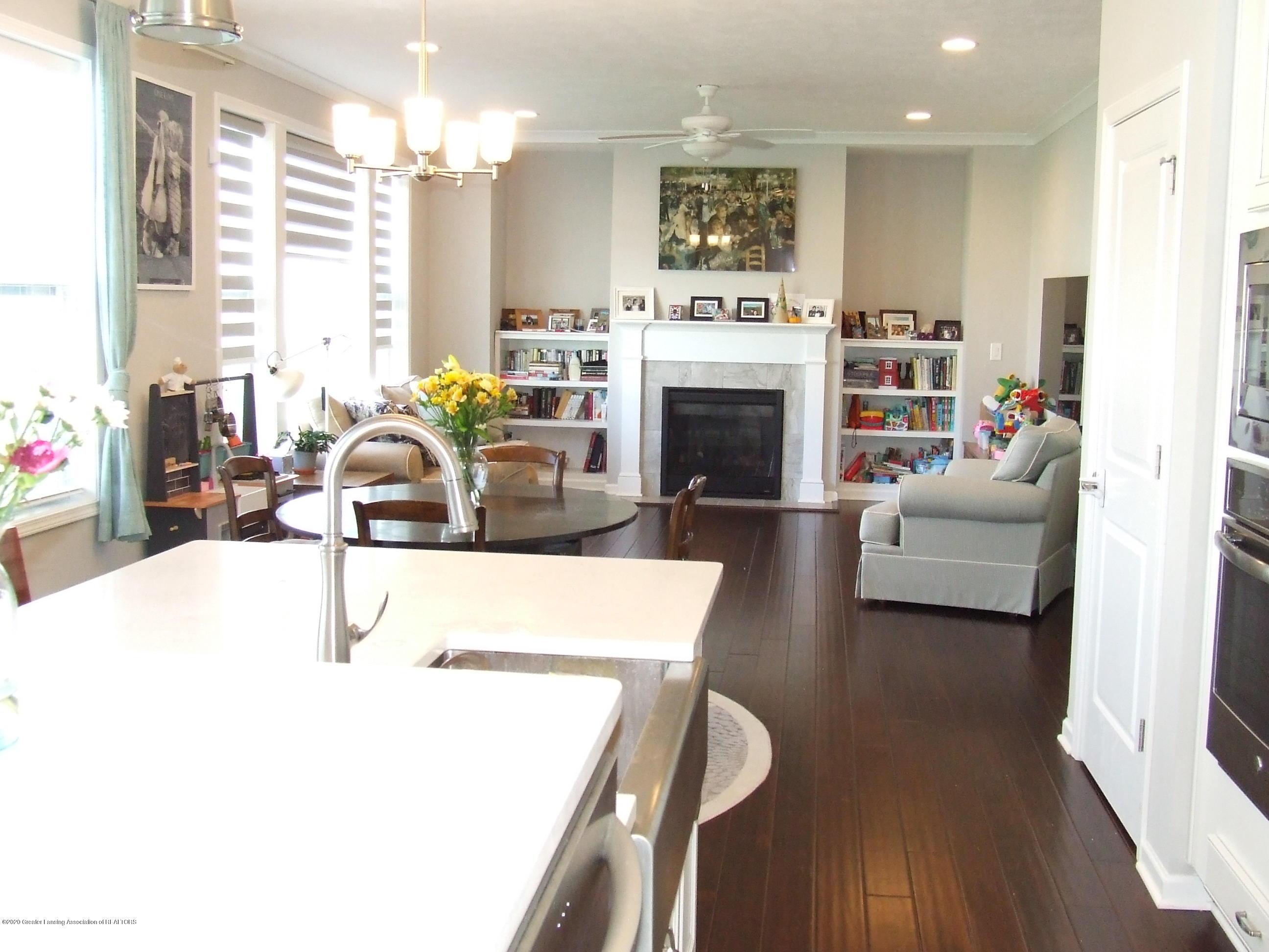 2725 Kittansett Dr - Kitchen into living room - 9