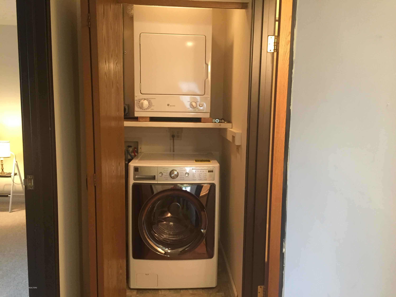 1457 E Pond Dr 36 - 17 Washer Dryer - 17