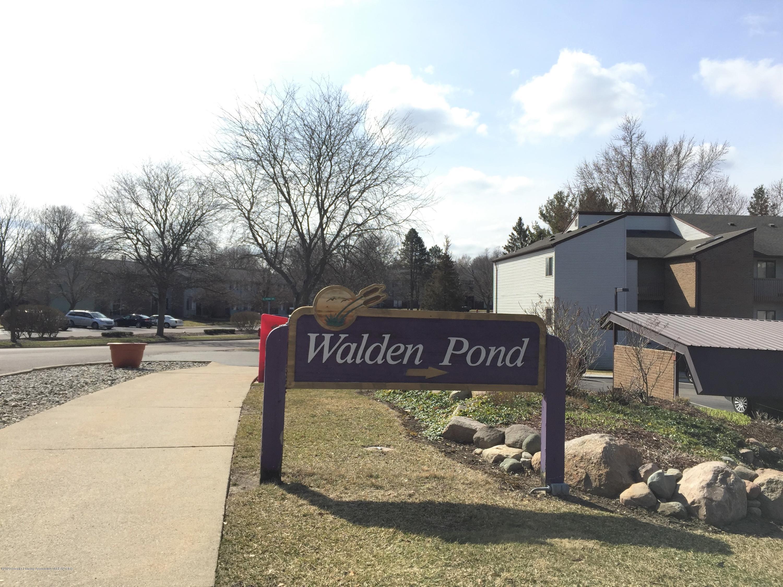 1457 E Pond Dr 36 - 24 Walden Ponds - 24