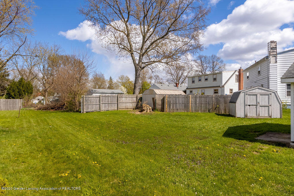 3523 Jewell Ave - Yard - 17