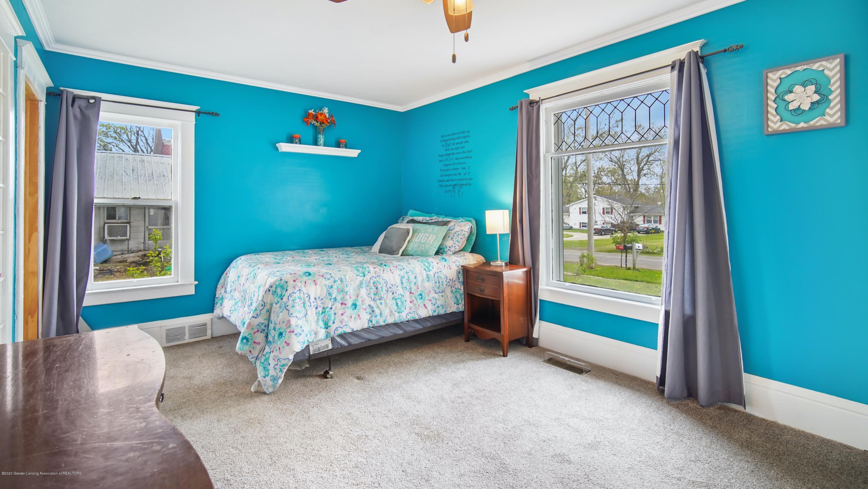 411 S River St - Master Bedroom - 17