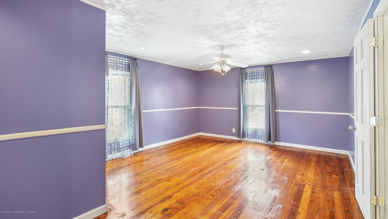 411 S River St - Bedroom #3 - 23