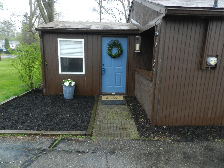 6130 Porter Ave - Front Entrance - 2