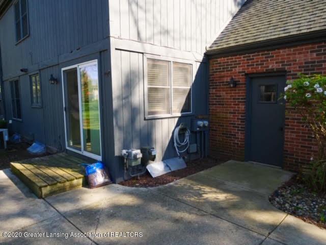 13035 Apple Tree Ln - Back Door + Garage Door - 4