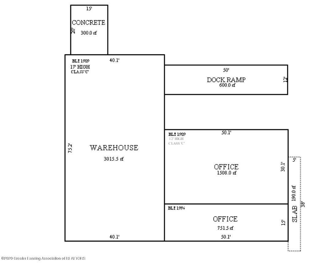 7808 Lanac St - Building Dimensions - 4