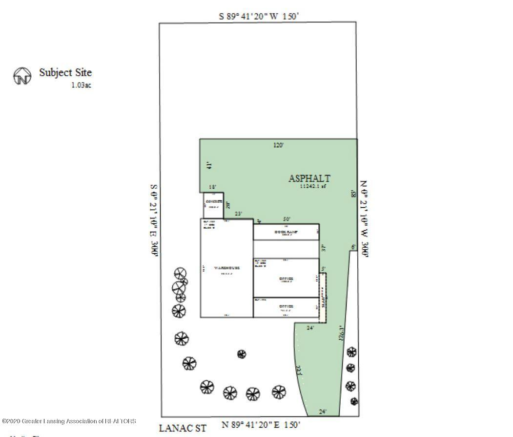 7808 Lanac St - Site Plan - 5