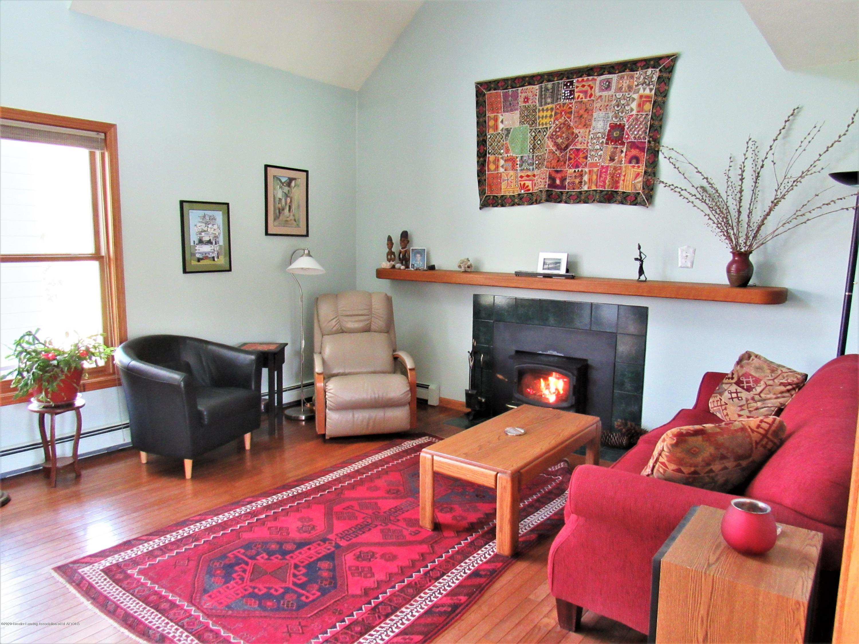 11772 Maryellen Dr - Living Rm and Fireplace - 7