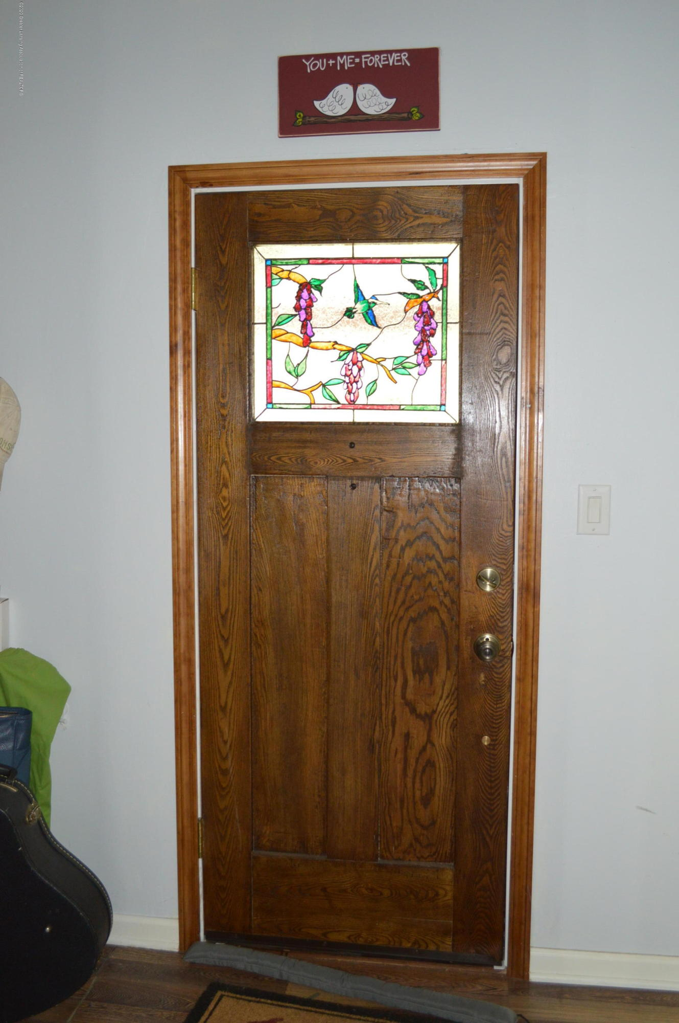 507 Taylor St - Front entry/foyer - 4