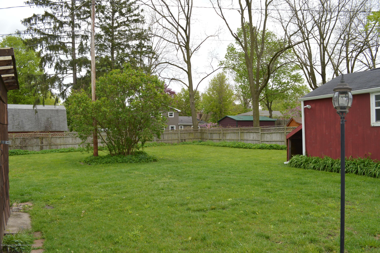 507 Taylor St - Yard - 22