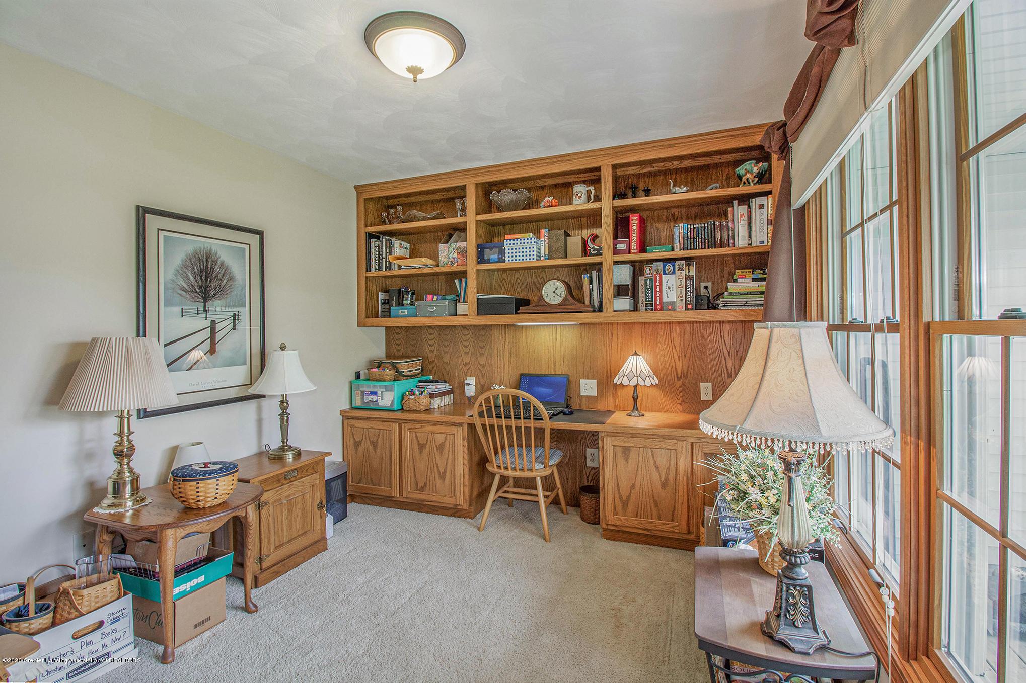124 Spring Meadows Ln - Home Office/Den - 16