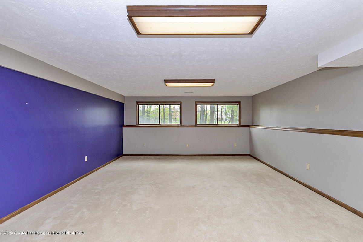 2366 Emerald Forest Cir - Lower Level Family Room - 28