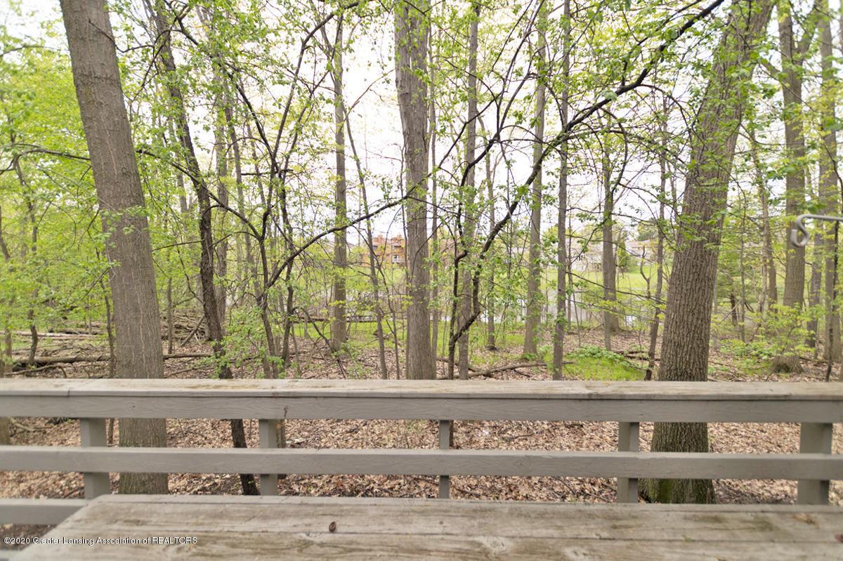 2366 Emerald Forest Cir - Back deck off Sun Room - 34