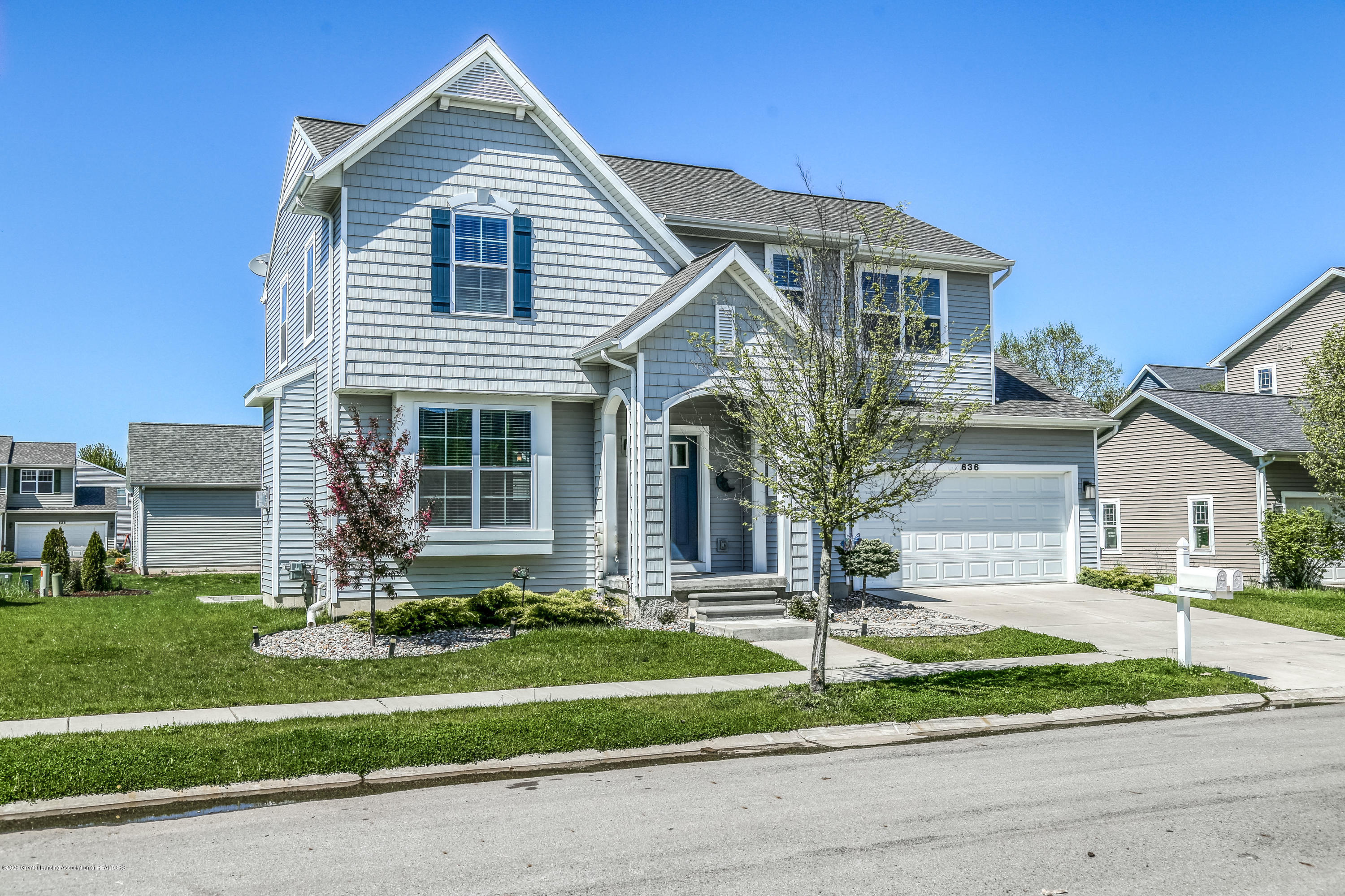 636 Buteo Dr - Front - 1