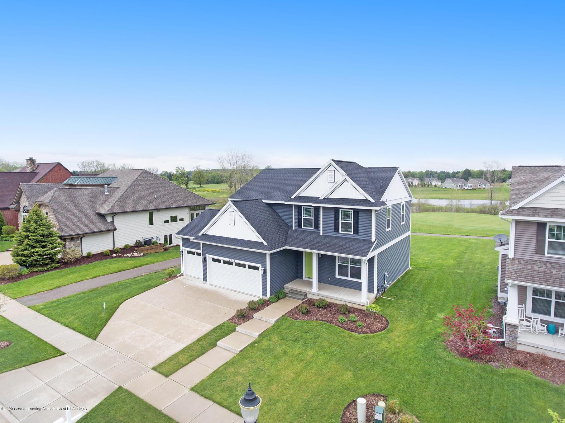 2818 Kittansett Dr - Aerial View - 60
