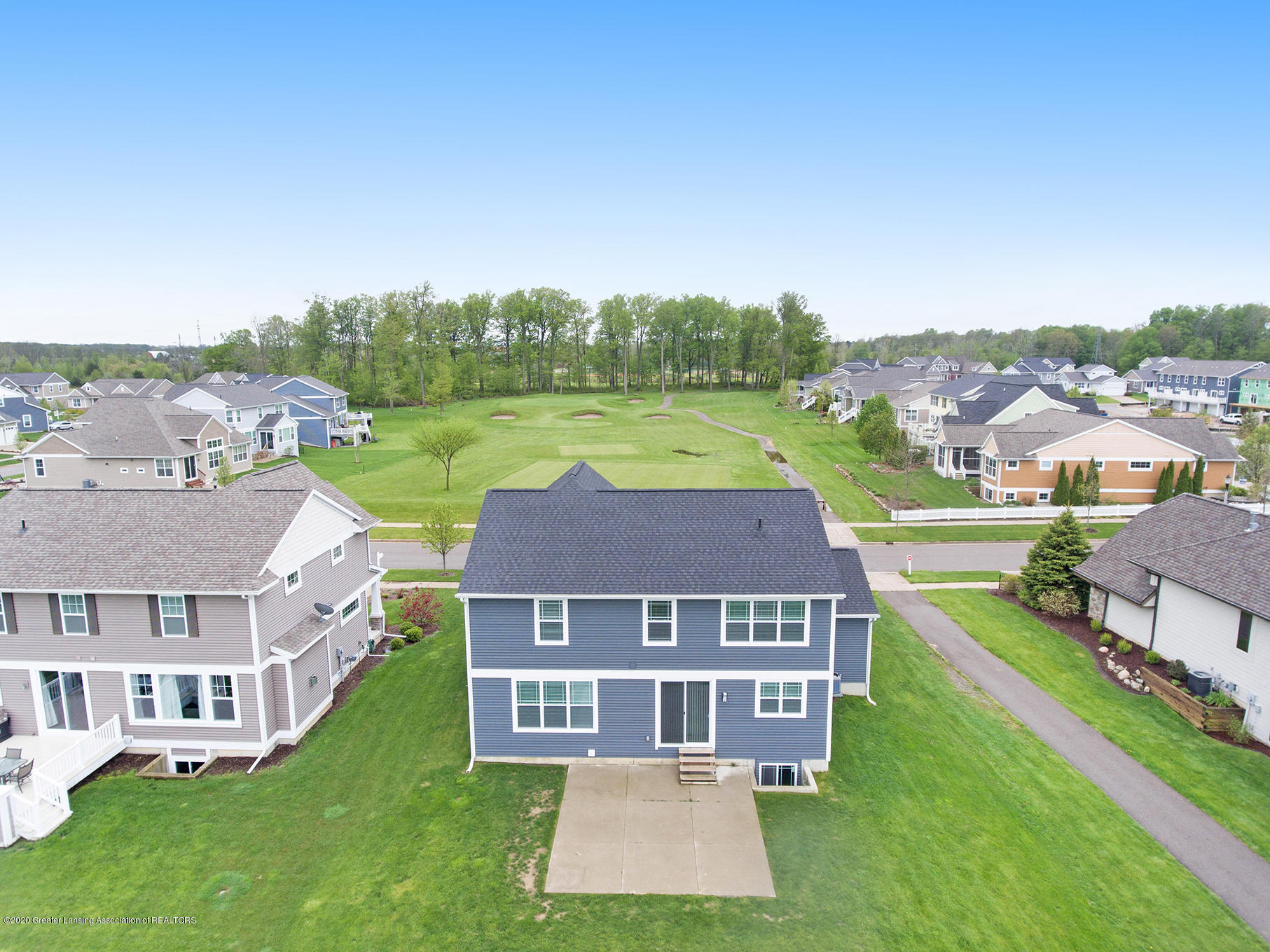 2818 Kittansett Dr - Aerial View - 61
