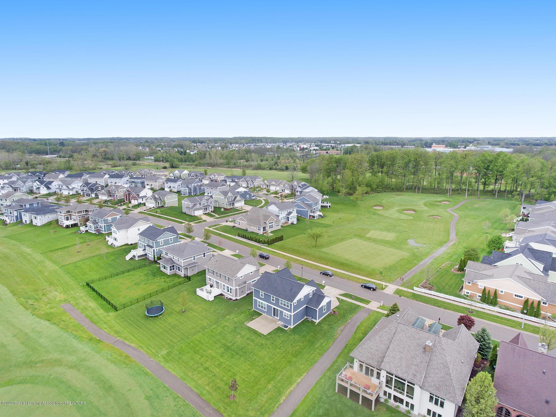 2818 Kittansett Dr - Aerial View - 64
