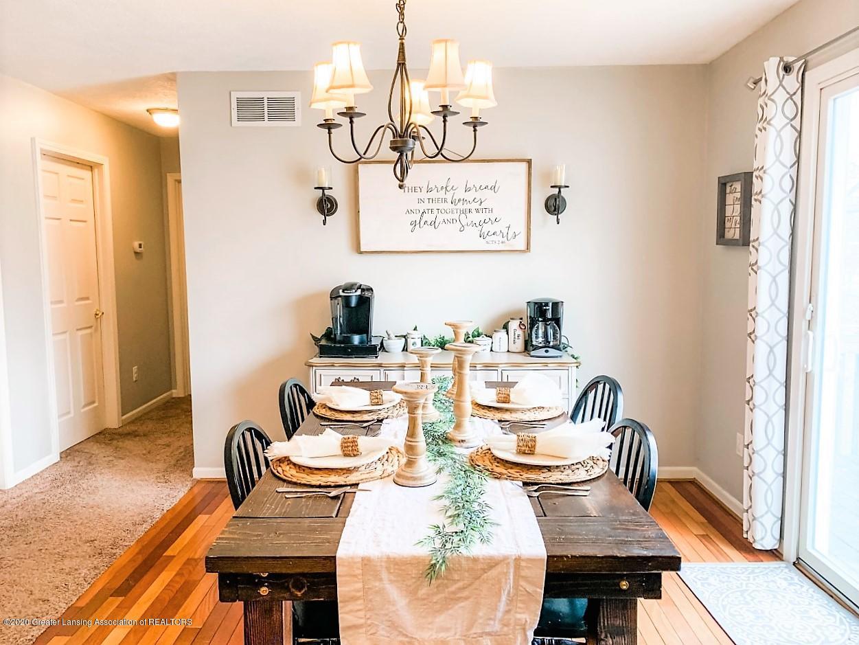6820 Delta River Dr - Dining room w/furniture - 12