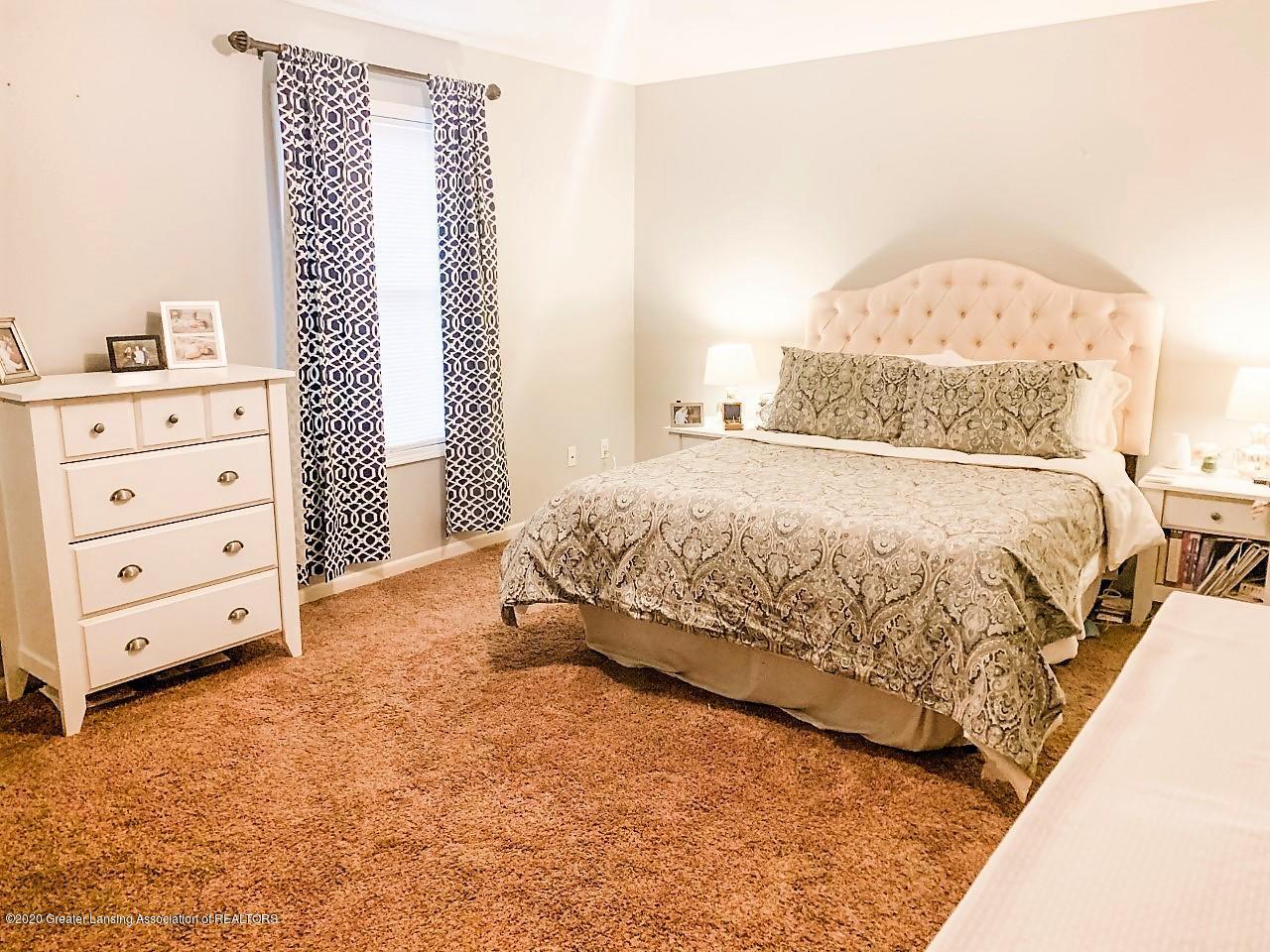 6820 Delta River Dr - Master Bedroom w/furniture - 15