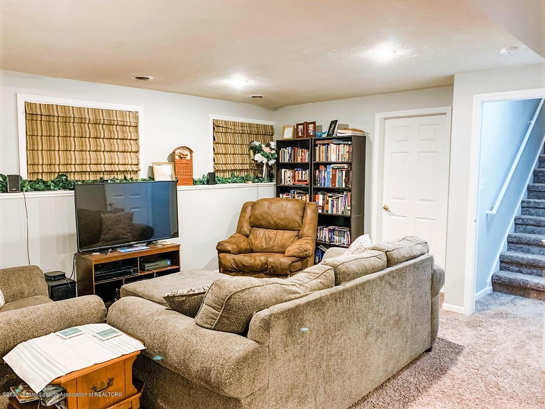 6820 Delta River Dr - Basement w/furniture - 26