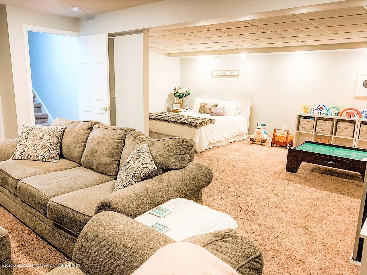 6820 Delta River Dr - Basement w/furniture - 27