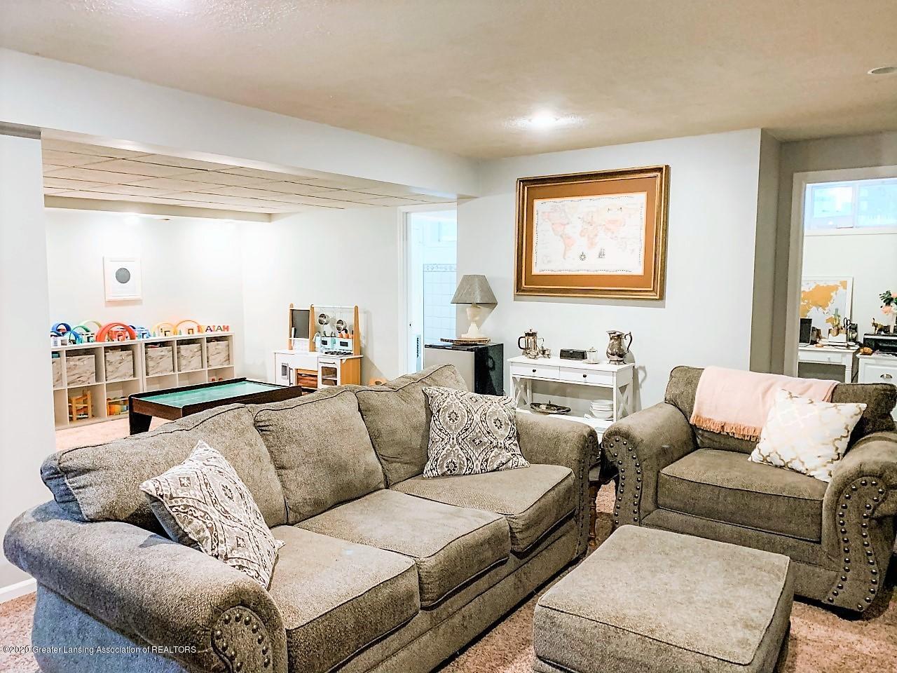6820 Delta River Dr - Basement w/furniture - 28