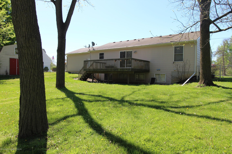 6820 Delta River Dr - Back yard - 46