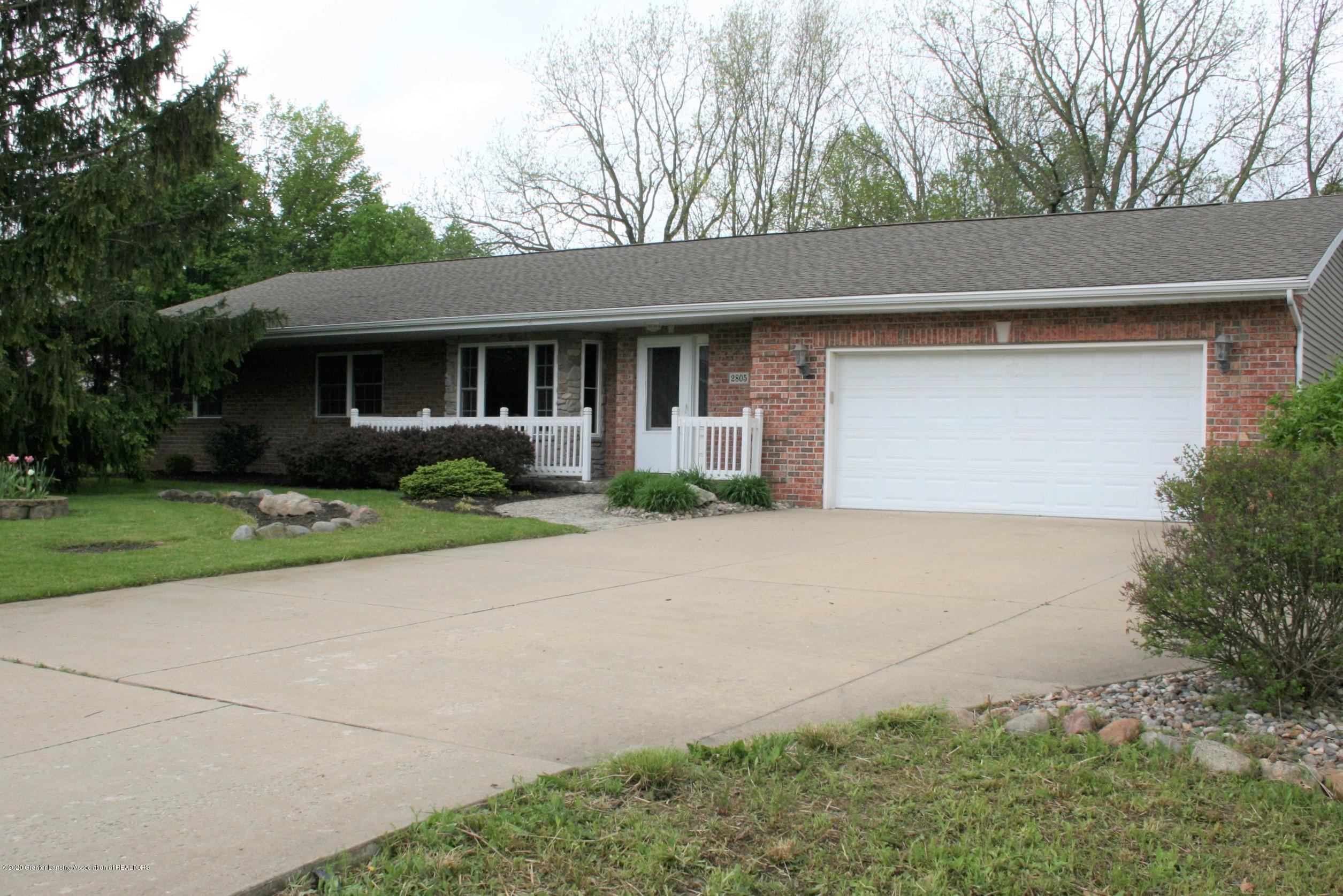 2805 Lamoreaux Ln - Welcome home - 1