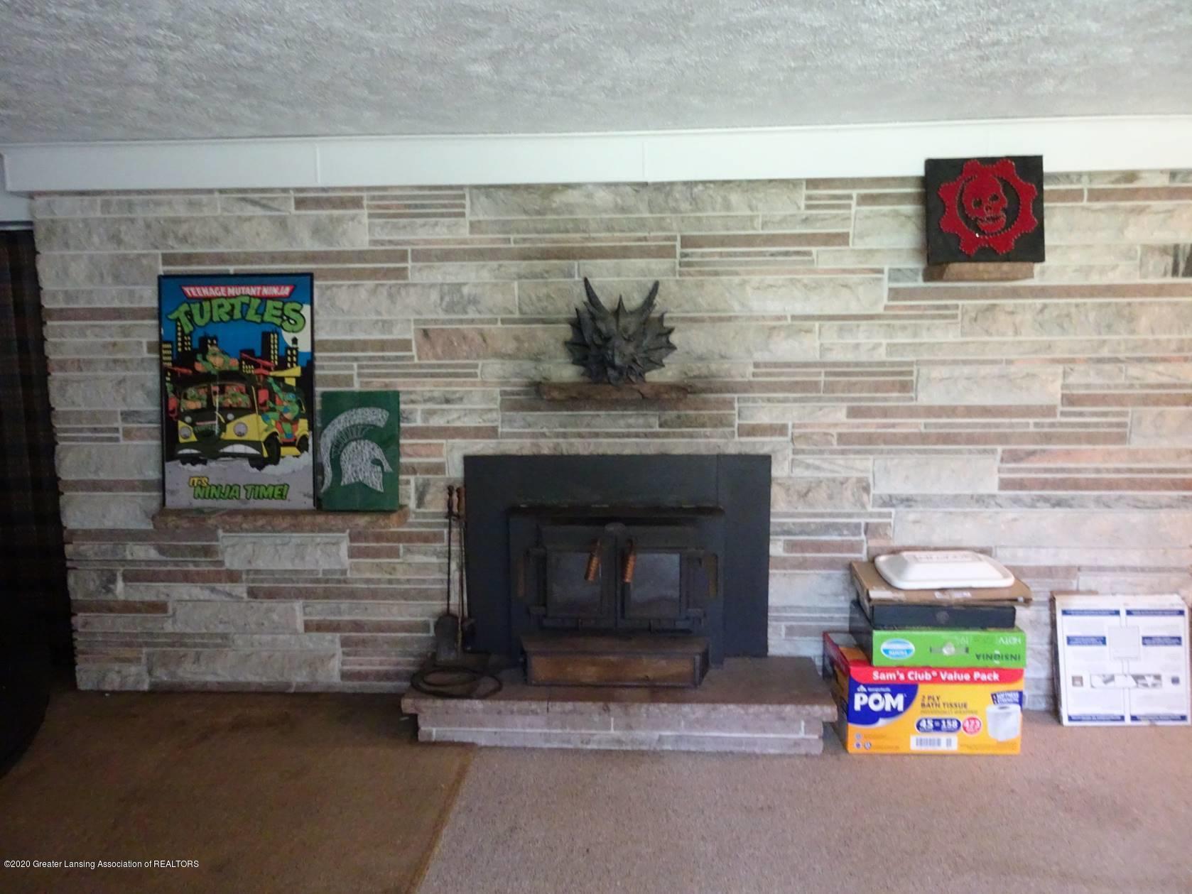 5354 N Michigan Rd - Fireplace - 4